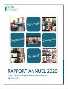 Rapport 2020 CDCB